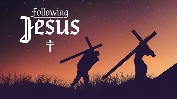 Truly Following Jesus