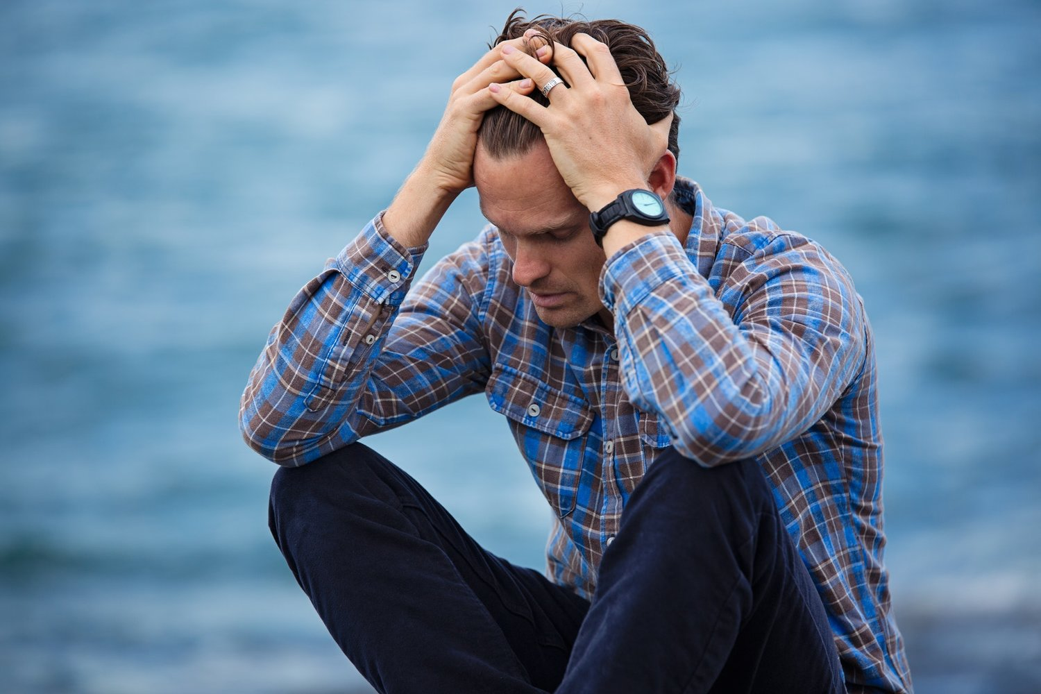 Help for Anxiety from the Hand of God