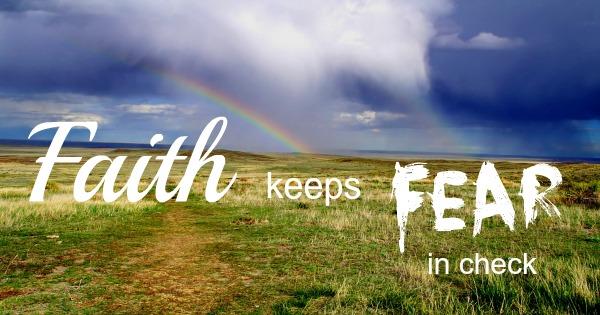 Faith Check – Not Gut Check