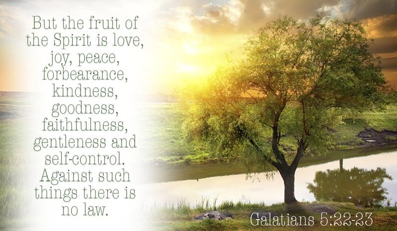 Spiritual Fruits