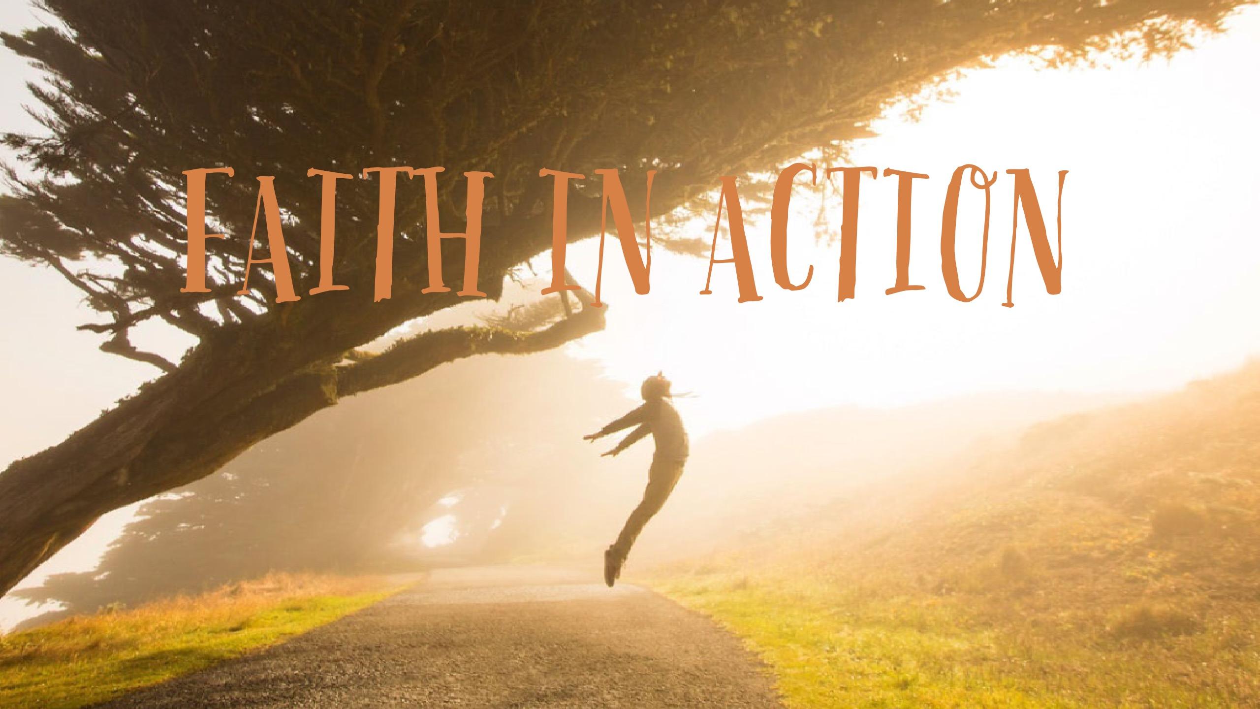 Faith in Action!